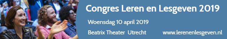 Congres Leren en Lesgeven 2019